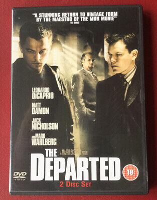 The Departed (DVD) • 2.49£