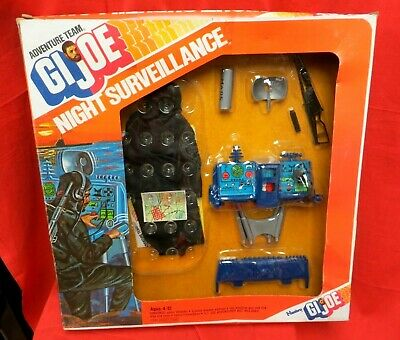 $ CDN1223.97 • Buy 1964 Vintage Gi Joe Joezeta :   1975 Adventure Team :  Night Surveillance   Mib
