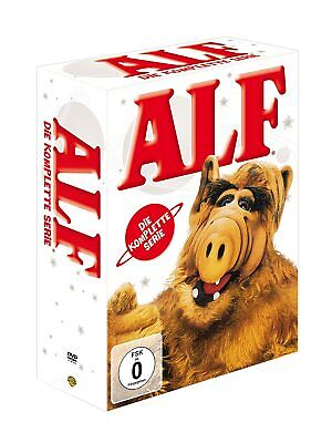 ALF  The Complete Series 1 2 3 & 4 Box Set. New Sealed DVD. • 46.99£