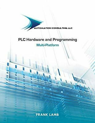 PLC Hardware And Programming New Paperback Book • 27.77£