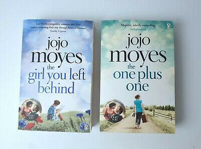AU25.15 • Buy Jojo Moyes Lot X 2 The Girl You Left Behind, The One Plus One Paperback Romance