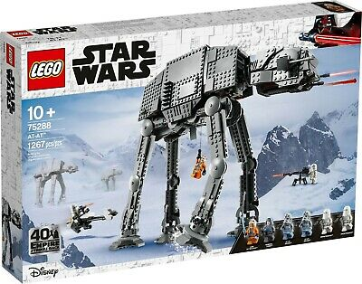 AU249 • Buy LEGO STAR WARS 75288 AT-AT BRAND NEW And SEALED!