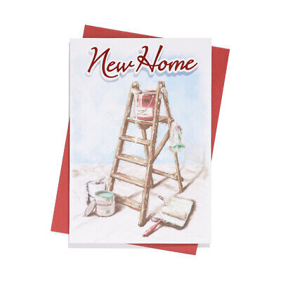 New Home Card  Free P&p  • 1.39£