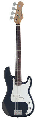 Electric Bass Guitar, 4 String, P250 IN Black • 173.24£