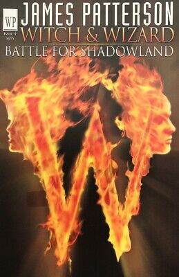 AU9.99 • Buy James Patterson : Witch And Wizard, Battle For Shadowland Issue 1. New