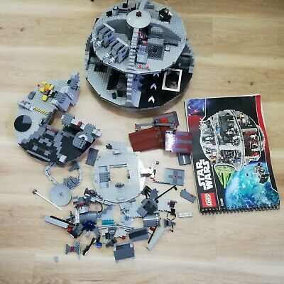 £235.12 • Buy LEGO Death Star Star Wars 10188 - RARE * RETIRED 90% Complete Or Better
