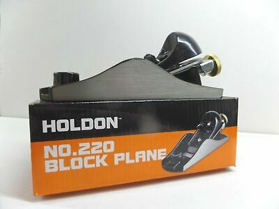HOLDON 'Stanley No.220' Pattern Block Plane BRAND NEW And Boxed  • 17.99£