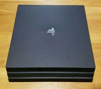 AU439 • Buy Playstation 4 Pro PS4 Console 1TB Black Model CUH-7202B Console Only