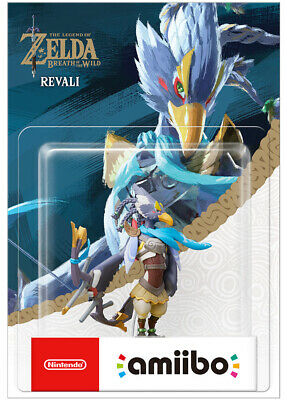 AU29.95 • Buy Nintendo Revali Amiibo The Legend Of Zelda Breath Of The Wild NEW