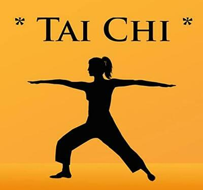 Tai Chi Gentle Exercise Calmness Relaxation Reduce Stress W/FREE Music 2 Discs • 3.25£