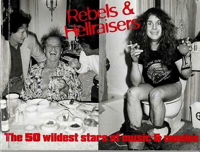 Rebels & Hellraisers - Free Book Included With Uncut Magazine August 1997 • 4.99£