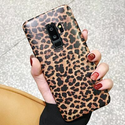 $ CDN13.53 • Buy Luxury Leopard Print Case Soft Silicone Cover For Samsung Galaxy S8 S9 S10 S20