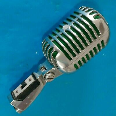 £136.86 • Buy Shure 55 Microphone (Out Parting!) NO TESTED MIC REPAIR OR PARTS FREE SHIPPING
