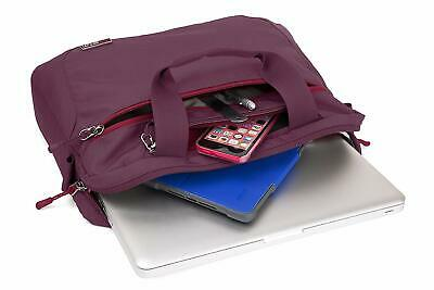 Laptop Bag  STM Swift 15  (fits Most 14-16  Screens) Dark Red ~ Water Resistant  • 25.33£