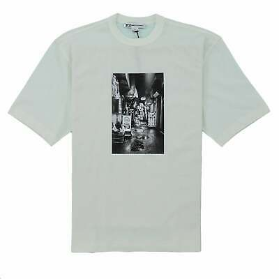 Y3 Ally Print Off White Tee • 57.50£