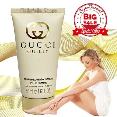 £9.10 • Buy Gucci Guilty Revolution Women Perfumed Body Lotion For Her Moisturizer 50 Ml