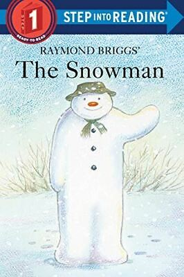 The Snowman (Step Into Reading: A Step 1 Book) Briggs, Raymond • 5.08£