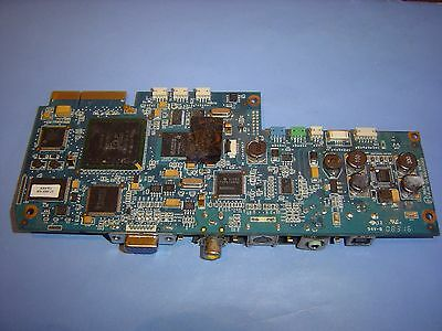 SAVILLE VX2300 DLP PROJECTOR MAINBOARD  P/No 00.89U01G002 TESTED OK • 9.99£