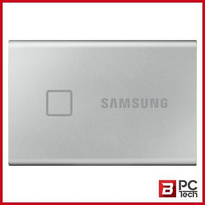 AU549 • Buy Samsung T7 Touch 2TB Portable SSD - Silver