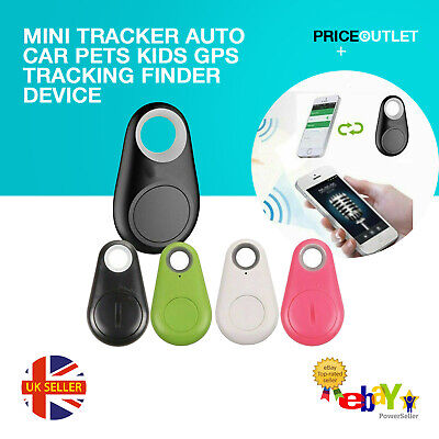 Mini Tracker Auto Car Pets Kids GPS Tracking Finder Device Motorcycle Track Dog • 4.99£