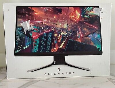 "AU601.55 • Buy Alienware AW2720HF 27"" FHD 240HZ 1ms AMD FreeSync IPS LED Gaming Monitor"
