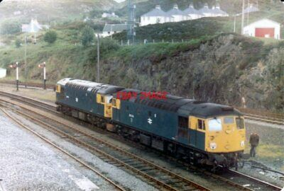 Photo  Class 26 26014 & 26018 At Kyle Of Lochalsh (2) • 1.50£