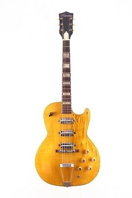 $ CDN2135.97 • Buy Silvertone 1445 Blues Guitar 1962 - Coole Und Originale Vintage-Gitarre