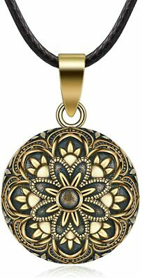 £13.15 • Buy Eternal Flower Pregnancy Harmony Ball Chime Pendant Necklace W/ 30  & 45  Cords