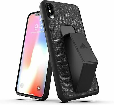 AU11.10 • Buy New Authentic Adidas Grip Case For IPhone X/Xs Black