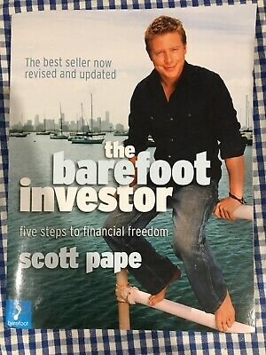 AU19.99 • Buy Book By Scott Pape The Barefoot Investor 5 Steps To Finanical Freedom Money Best