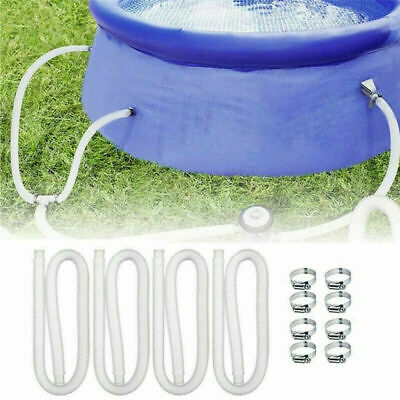 £18.99 • Buy 1.25  Intex Accessory Hose 32mm Swimming Pool Pipe X 1m For Pump/Filter/Heater