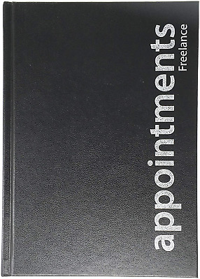 Mobile Hairdressers Hairdressing Appointment Book • 13.74£