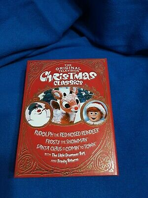 $8.99 • Buy RANKIN BASS Christmas Classics DVD Rudolph The Red-Nosed Reindeer/Frosty/Santa C