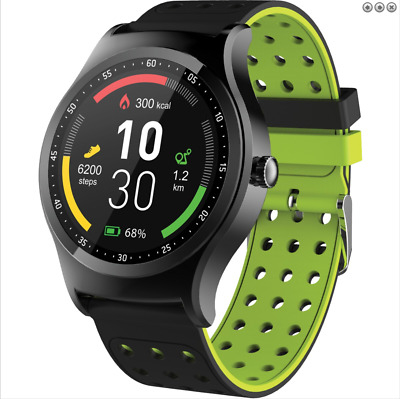 AU39.95 • Buy BRAND NEW DGTEC Smart Watch With Silicone Strap