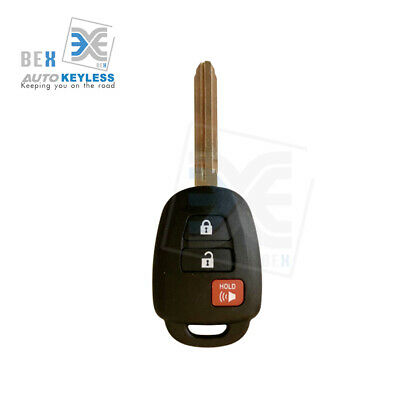 $ CDN29.21 • Buy New Remote Entry Car Key Fob Fit GQ4-52T 315MHZ Chip-H 2016-2018 Toyota Tacoma