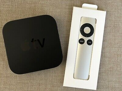 AU120 • Buy Apple TV (2nd Generation) Media Streamer - A1378