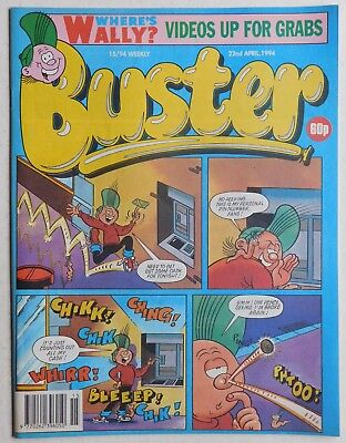 £2.99 • Buy BUSTER COMIC - 22nd April 1994