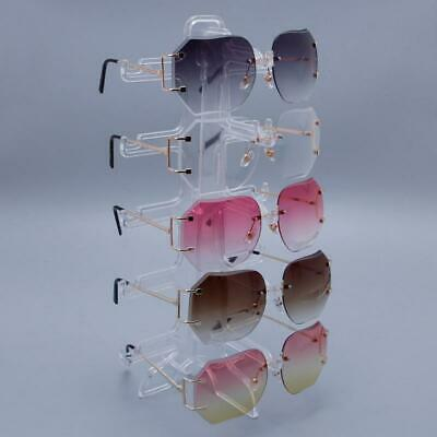 AU7.34 • Buy 5 Layers Glasses Eyeglasses Sunglasses Show Stand Holder Frame Display Rack