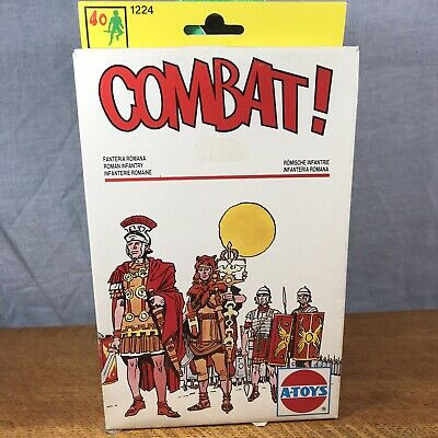 A-TOYS COMBAT 1224 Roman Infantry BRAND NEW IN BOX 1/72 • 9.99£
