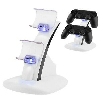 AU14.80 • Buy For SONY  PS4 Accessories Joystick Charger Play Controller Playstation Stand