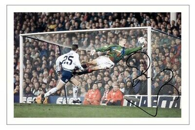 PETER SCHMEICHEL Signed Autograph PHOTO Signature Gift Print MANCHESTER UNITED • 1.89£