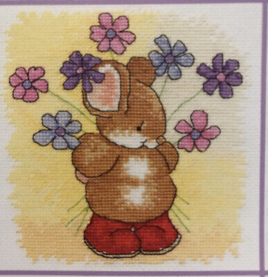 "Country Companions Cross Stitch Chart:  Flowers"" • 2.50£"