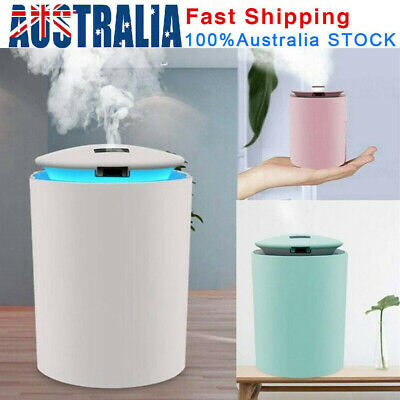 AU14 • Buy Electric Air Diffuser Aroma Oil Humidifier Night Light Home Car Relaxing Defuser