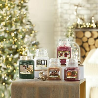 Yankee Candle Christmas/Festive Small Jars  - NEW SCENTS FOR CHRISTMAS 2020 🎄🎄 • 9.40£