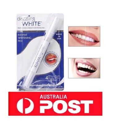 AU6.38 • Buy Dazzling White Instant Whitening Pen Teeth Delicate