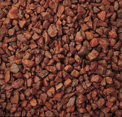 £14.95 • Buy Cumbrian Red Chippings   14mm   20kg   Decorative Aggregates   Natural Stone