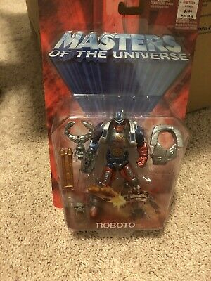 $55 • Buy Masters Of The Universe Roboto He-Man MOTU 200X Sealed Box New