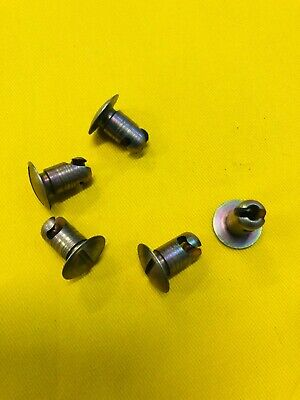 AU58.50 • Buy Battery Cover Dzus Fastener - Mg Mgb  Set Of 5