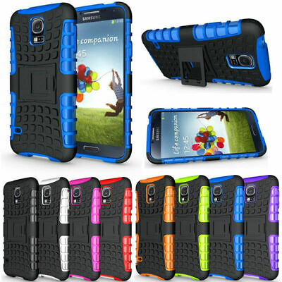 $ CDN6.89 • Buy Shockproof Rugged Bumper Hybrid Armor Case For Samsung Galaxy S7, S6, S5, ETC