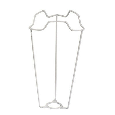 £4.15 • Buy 6 Inch Shade Carrier (B22) Table Floor Lampshades Holder White